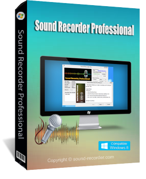 Sound Recorder Pro screenshot
